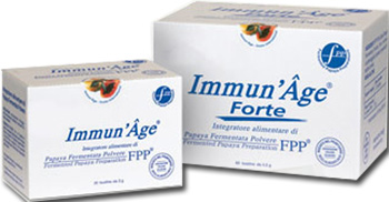 Named Immun age 30 Buste