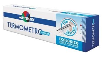 Pietrasanta Pharma Termometro Clinico Ecologico Gallio Master-aid