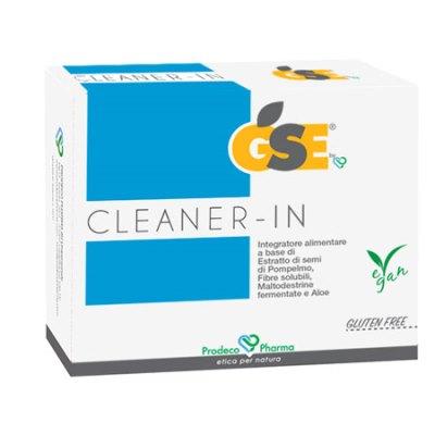 offerta Prodeco Pharma Gse Cleaner in 14 Bustine Monodose Da 5 45 G