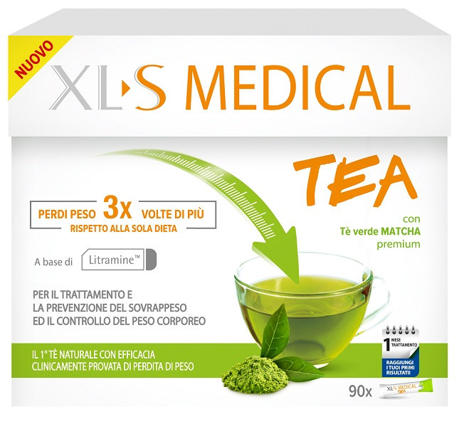 Perrigo Italia Xls Medical Tea 90 Stick