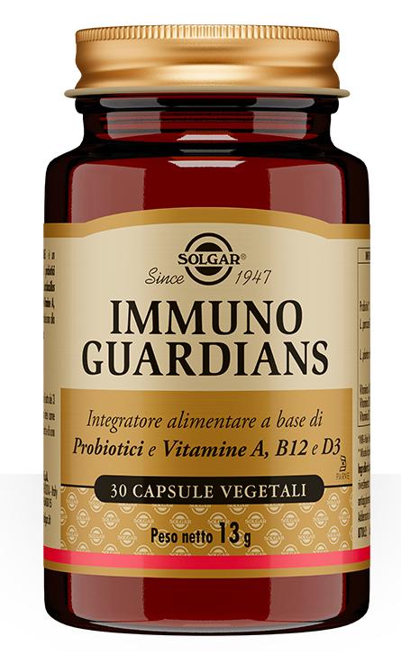 Solgar It. Multinutrient Immuno Guardians 30 Capsule