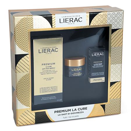 offerta Lierac Cf Premium Cure 30 Ml   Premium Crema 15 Ml   Premium Yeux 3 Ml