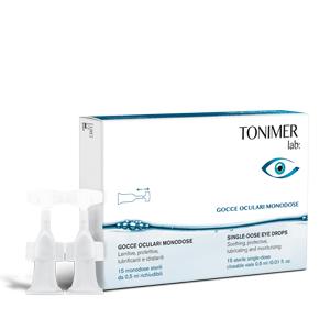 Ist.ganassini Tonimer Lab Gocce Oculari Monodose 15 X 0 5 Ml