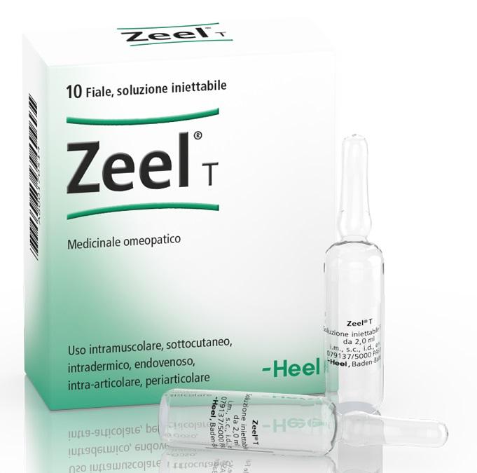 Guna Zeel T 10f 2 2ml Heel