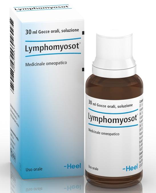 Guna Lymphomyosot 30ml Gtt Heel