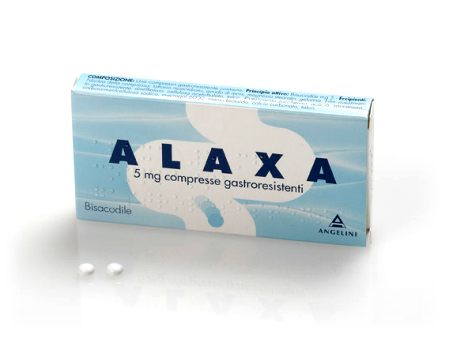 Alaxa 5 Mg Compresse Gastroresistenti 20 Compresse