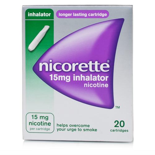 Nicorette 15 Mg Soluzione Per Inalazione 20 Contenitori Monodose Con 2 Boccagli