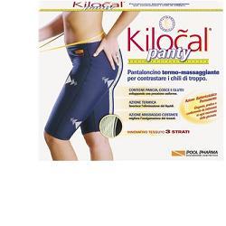 offerta Pool Pharma Kilocal Panty Pantal Blu Xxl