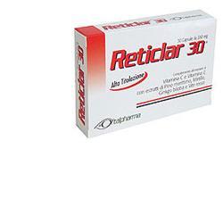 Oftalpharma Reticlar 30 Capsule