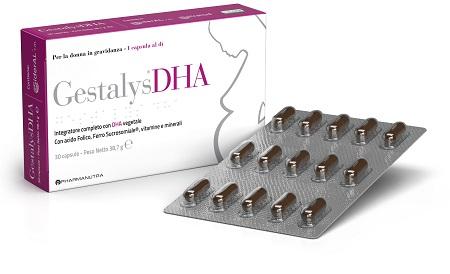offerta Pharmanutra Gestalys Dha 30 Capsule
