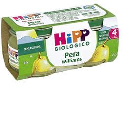 offerta Hipp Italia Hipp Bio Omogeneizzato Pera Williams 100% 2x80 G