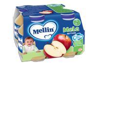 offerta Mellin Nettare Mela 125 Ml 4 Pezzi