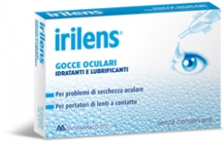 Montefarmaco Otc Irilens Gocce Oculari 15 Ampolle Monodose Richiudibili 0 5 Ml