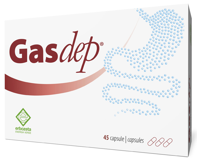 Erbozeta Gasdep 45 Capsule
