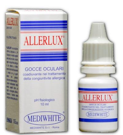 Mediwhite Allerlux Gocce Oculari 10 Ml
