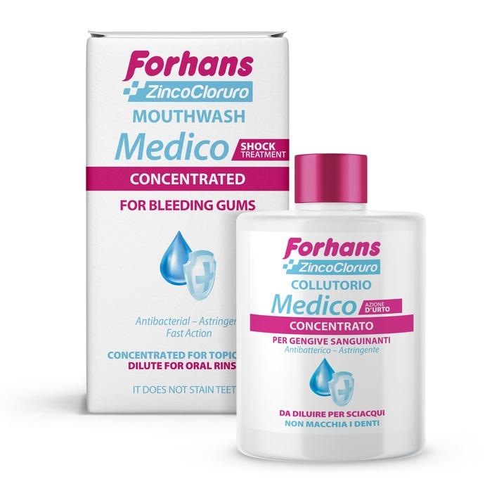Uragme Forhans Medico Collut 75ml
