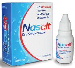 offerta Pharmanutra Spray Nasale Dry Nasalt 800mg