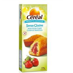 offerta Nutrition e Sante  Italia Cereal Miniplum Fragola 210 G