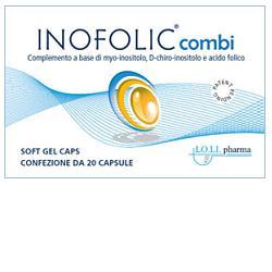 offerta Lo.li.pharma Inofolic Combi 20 Capsule