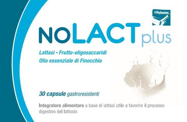 offerta Gepharma Nolact Plus 30 Capsule
