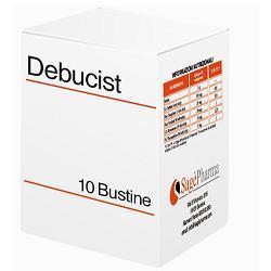 Sage Pharma Debucist 10 Bustine