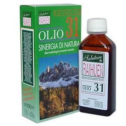 Natur farma Raihuen Olio 31 Formula Originale Uso Esterno 100 Ml