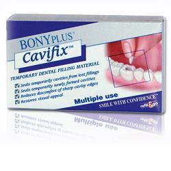 Anfatis Bonyplus Cavifix Otturazione Dentaria Temporanea Kit