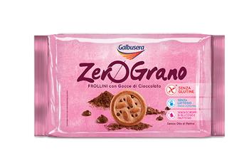 offerta Galbusera Zerograno Frollino Con Gocce Di Cioccolato Senza Glutine 300 G