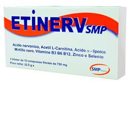 Smp Pharma Sas Etinerv Smp 30 Compresse