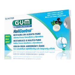 Sunstar Italiana Gum Halicontrol 10 Compresse