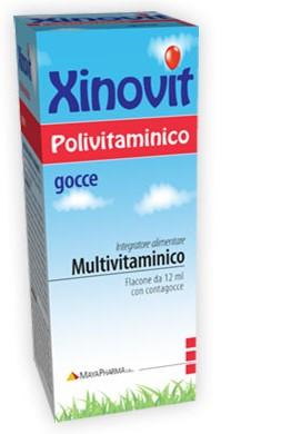offerta Maya Pharma Xinovit Polivitaminico 12 Ml