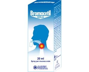 offerta Maven Pharma Bromacetil Gola Spray 20 Ml