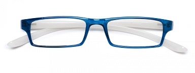 offerta Mast Industria Italiana Twins Platinum Neck Occhiale Premontato Blu  3 50