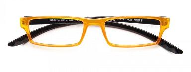 Mp Distribuzione Occhiale Da Lettura Premontato Neck Arancione  2 00