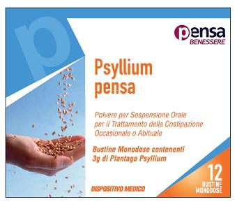 Pensa Pharma Psyllium Pensa 12 Bustine Monodose