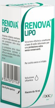 offerta Doc Generici Renova Lipo Ac Ialur 0 4% 10ml