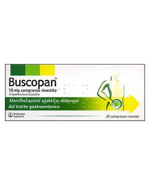 Buscopan 10 Mg Compresse Rivestite 30 Compresse Rivestite