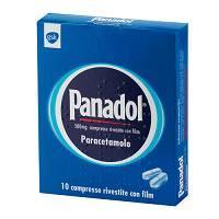 Panadol 500 Mg Compresse Rivestite Con Film 10 Compresse