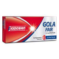 Golafair 1 5 Mg Pastiglie 20 Pastiglie
