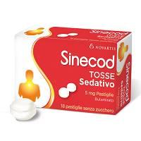 Sinecod Tosse Sed 5 Mg Pastiglie 18 Pastiglie