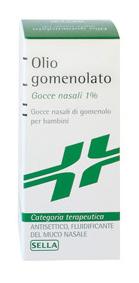 Niaouli Essenza 1% Gocce Nasali  Soluzione Flacone 20 G