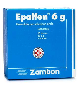 Epalfen Granulato Per Sospensione Orale 20 Buste 6 G