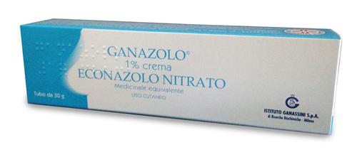 Ganazolo 1% Crema Tubo Da 30 G
