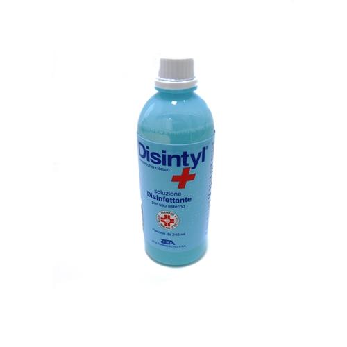 Disintyl 0 2% Soluzione Cutanea Flacone Da 240 Ml