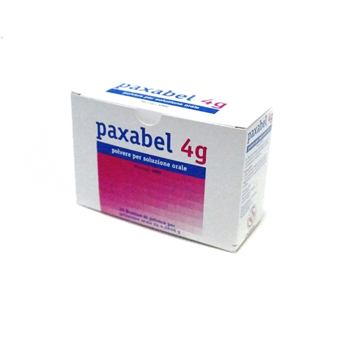 Paxabel 20 Bustine Di Polvere Per Soluzione Orale Da 4 G