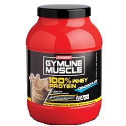 gymline muscle 100% whey protein concentrate gusto cappuccino
