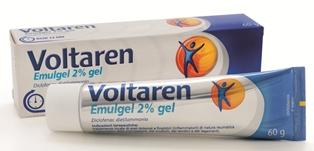 Voltaren 2% Gel Diclofenac 60g