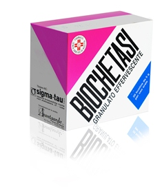 Biochetasi Os Granulato Effevescente 20 Bustine