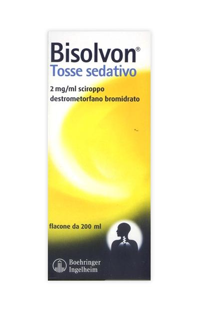 Bisolvon Tosse Sedativo Sciroppo 2 % 200 Ml