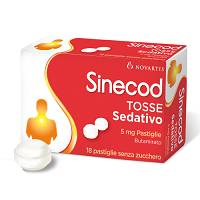Sinecod Tosse Sedativo 5 Mg 18 Pastiglie